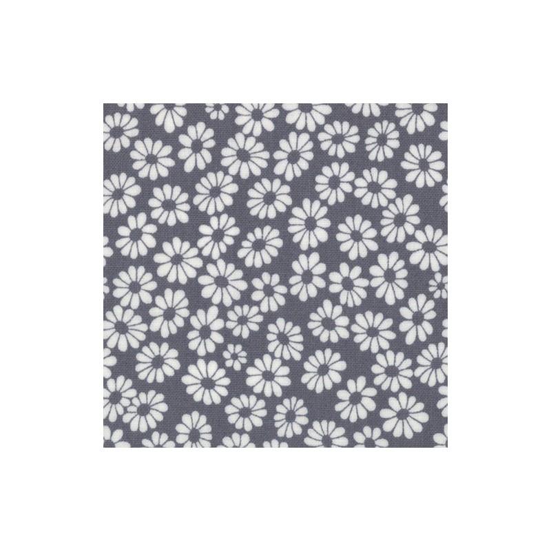 Shades of Black mini flowers 22164 33