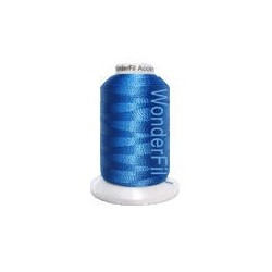 WonderFil garen Accent True Blue AC137 400 meter