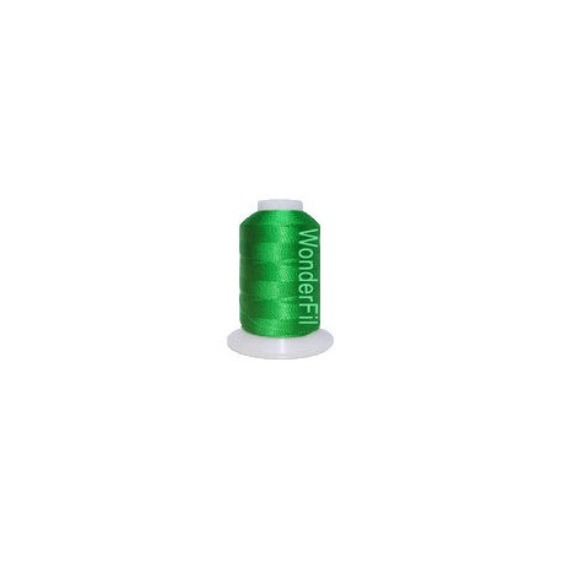 WonderFil garen Accent Bright Lime AC925 400 meter