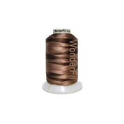 WonderFil garen Accent Multi Beige Brown ACM-07 400 meter