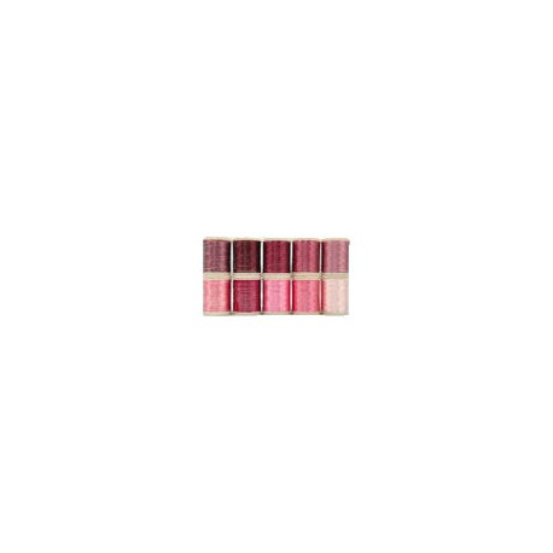 WonderFil garenbox Rayon Harmony Pink