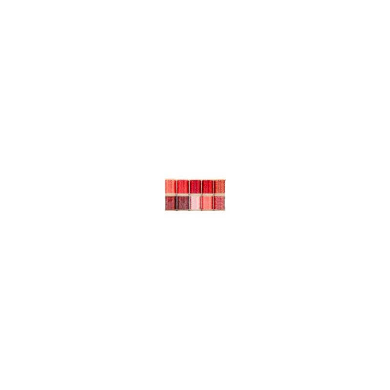 WonderFil garenbox Rayon Harmony Red