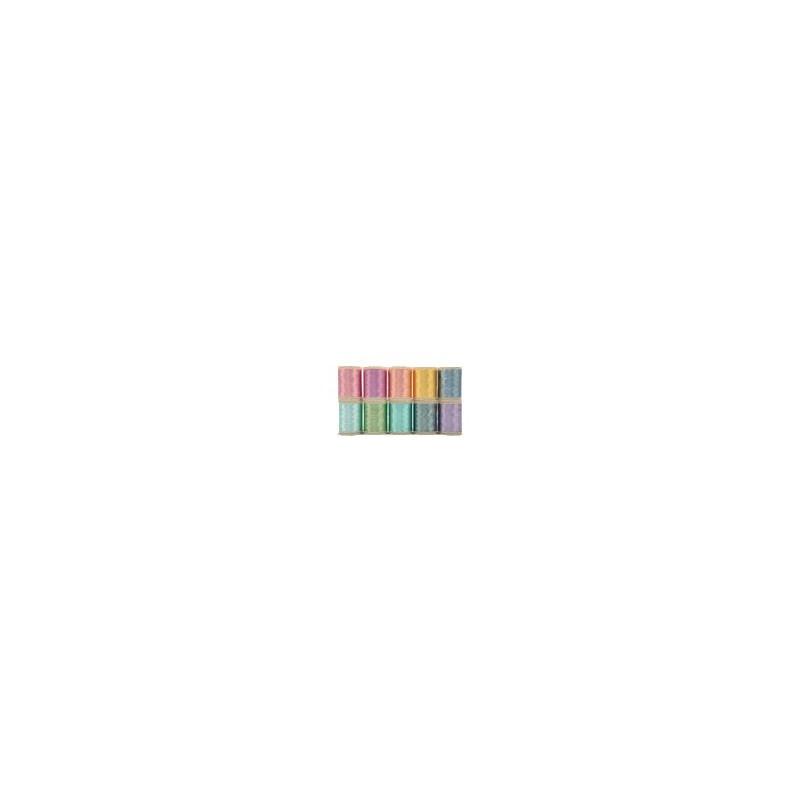 WonderFil garenbox Rayon Theme Pastel
