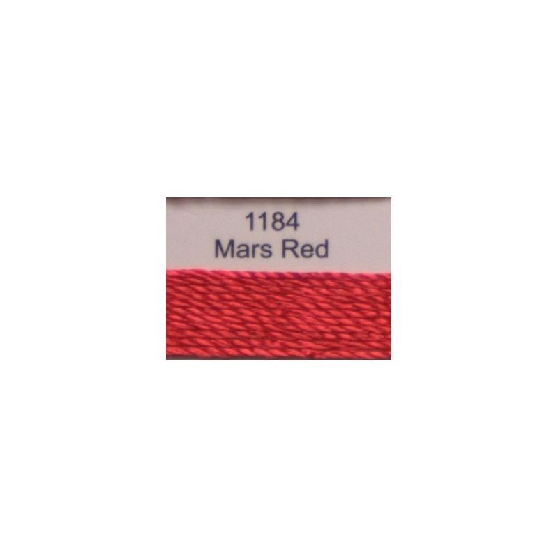 WonderFil garen Razzle Mars Red 1184 50 yard