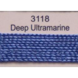 WonderFil garen Razzle Deep Ultramarine 3118 50 yard