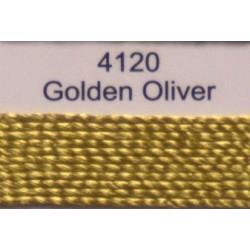 WonderFil garen Razzle Golden Oliver 4120 50 yard