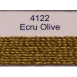 WonderFil garen Razzle Ecru Olive 4122 50 yard