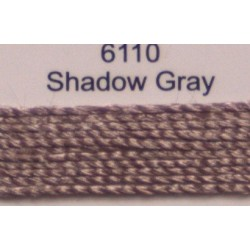 WonderFil garen Razzle Shadow Grey 6110 50 yard