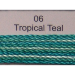 WonderFil garen Razzle Tropical Teal 06 50 yard