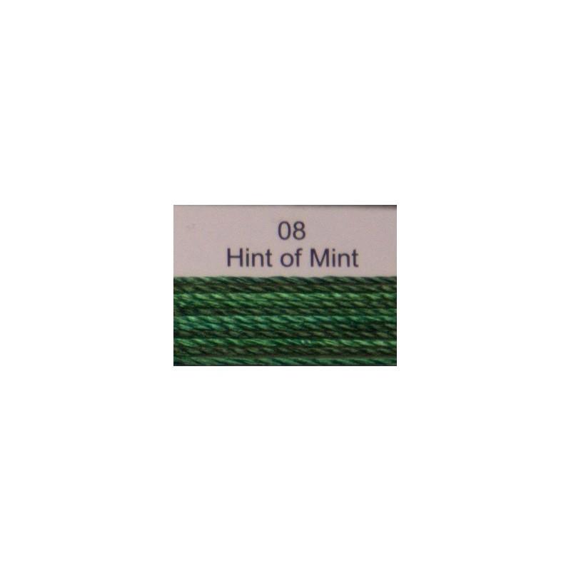 WonderFil garen Razzle Hint of Mint 08 50 yard
