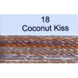 WonderFil garen Razzle Coconut Kiss 18 50 yard