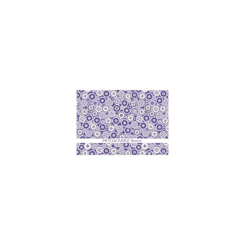 True Colors Buttons purple PWTC016.pupl