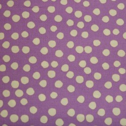 Katharine's wheel dotty purple PWNW.027 purpl