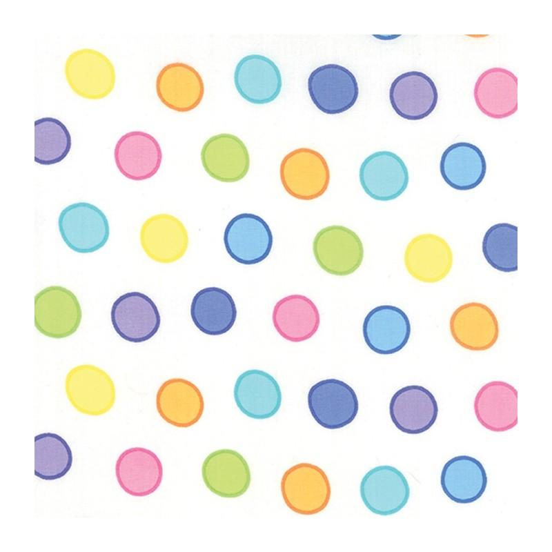 Dot Dot Dash 22262 20 white