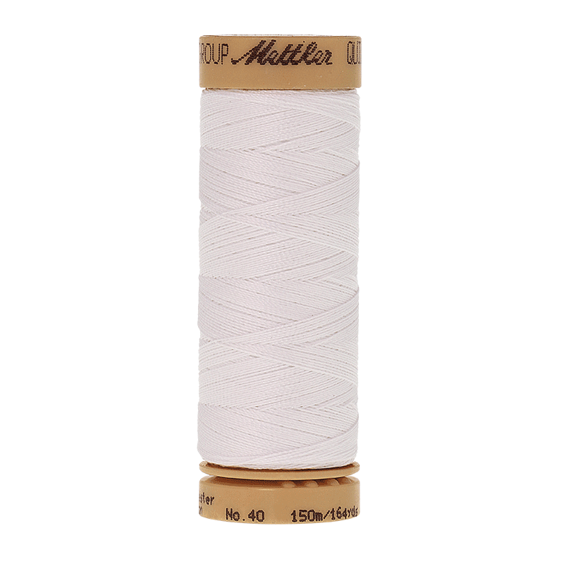 Mettler garen silk-finish cotton no. 40 150 meter 0002