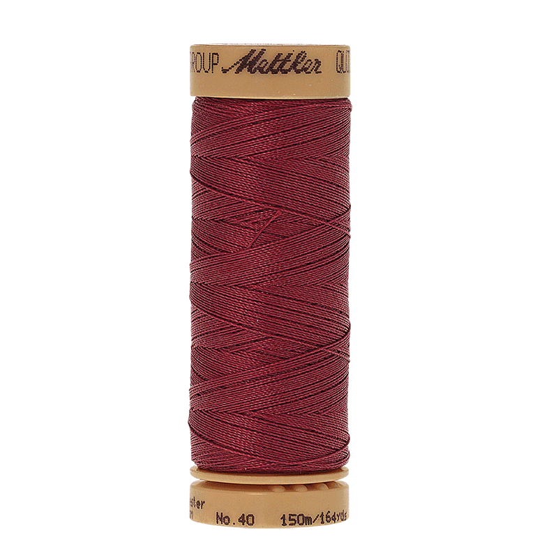 Mettler garen silk-finish cotton no. 40 150 meter 0601
