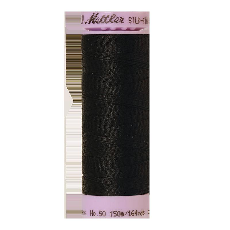 Mettler garen silk-finish cotton no. 50 150 meter 4000