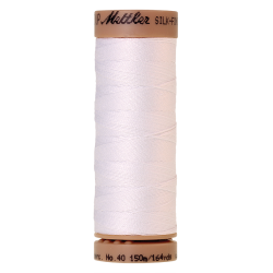 Mettler garen silk-finish cotton no. 40 150 meter 2000