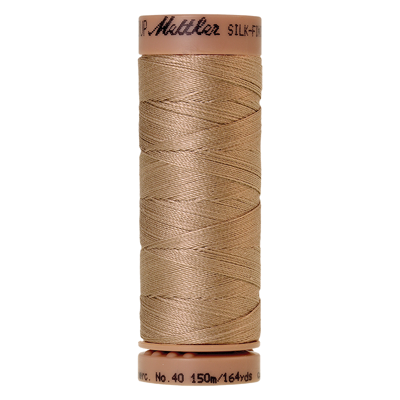 Mettler garen silk-finish cotton no. 40 150 meter 1222