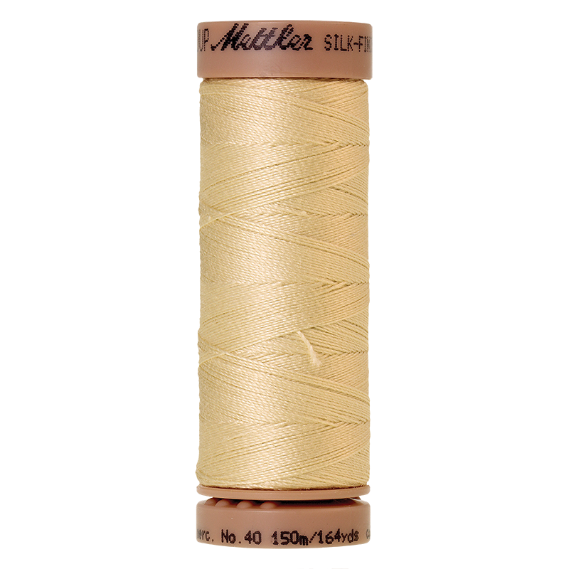 Mettler garen silk-finish cotton no. 40 150 meter 1384