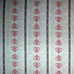 Winterfall heart stripe 30854 90