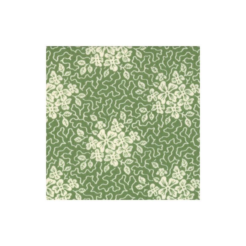 Mill Book series circa 1835 Crackle floral 46157 12