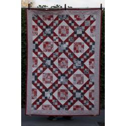 Workshop Stapstenen op de naaimachine volgens afspraak elke dinsdag, woensdag en zaterdagmiddag van 14.00-17.00 uur