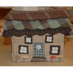Workshop 3D huisje met de hand 2 dagdelen van 14.00-17.00 uur