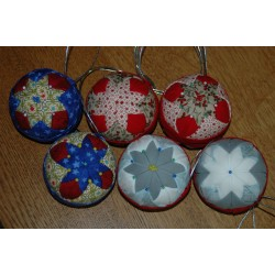 Workshop Kerstballen met de hand