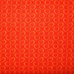 Cotton Print 3207 hart oranje