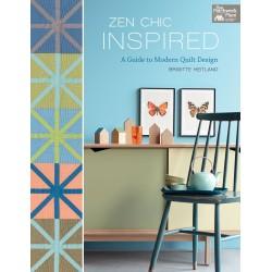 Boek Zen Chic Inspired door Brigitte Heitland
