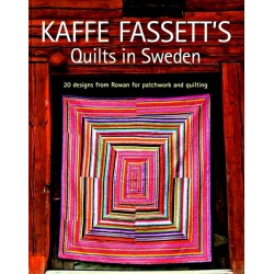 Boek Quilts in Sweden door Kaffe Fassett