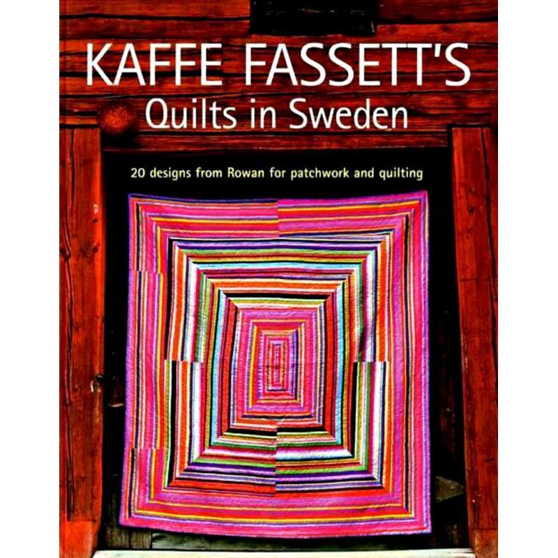 Boek Quilts in Sweden door Kaffe Fassett