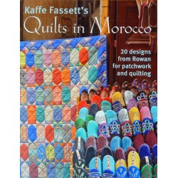 Boek Quilts in Morocco door Kaffe Fassett