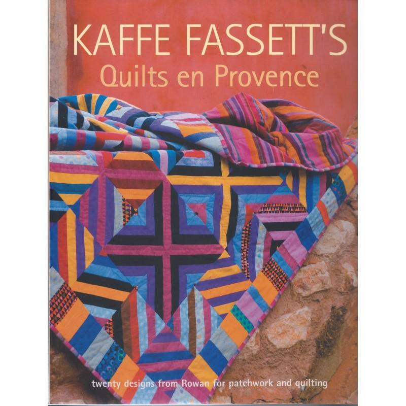 Boek Quilts en Provence door Kaffe Fassett