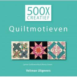 Boek 500x creatief quiltmotieven