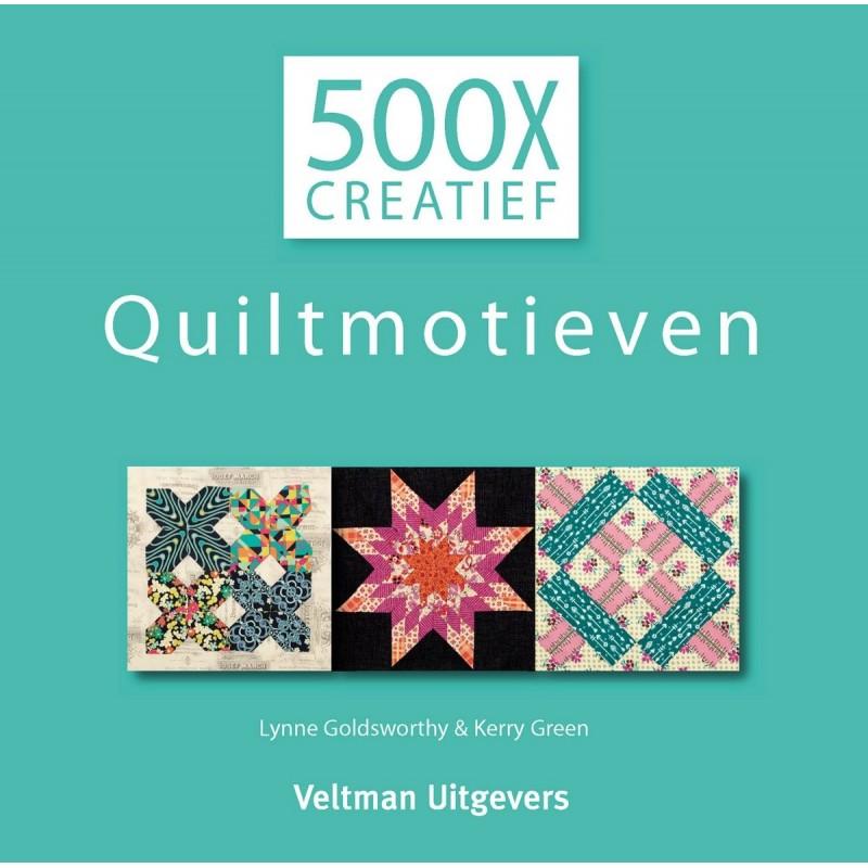Boek 500 Quiltpatronen
