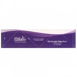 HQ Straight Edge Ruler HG00358
