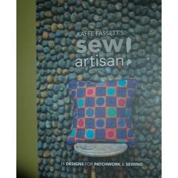 Boek Sew Artisan door Kaffe Fassett