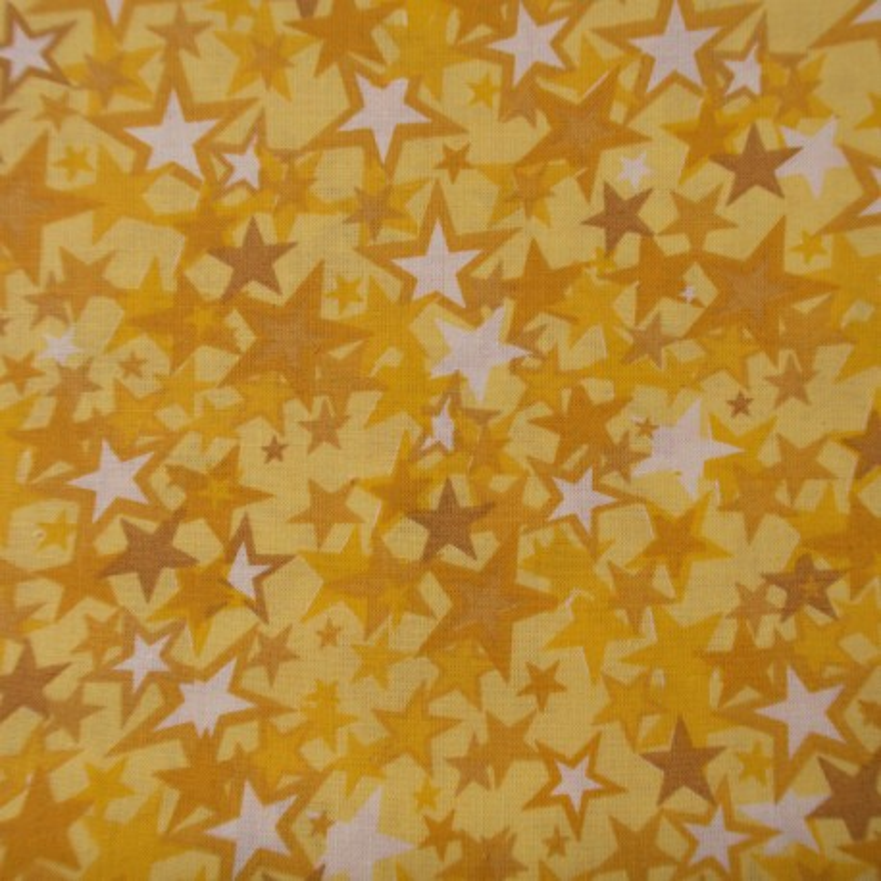 Fabri-Quilt Inc. 10903 yellow star