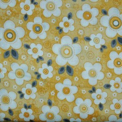 Crazy for Daisies 429 yellow