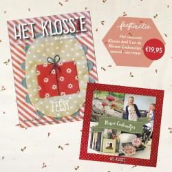 Tijdschrift Het Klossie 5 + special Cadeautjes