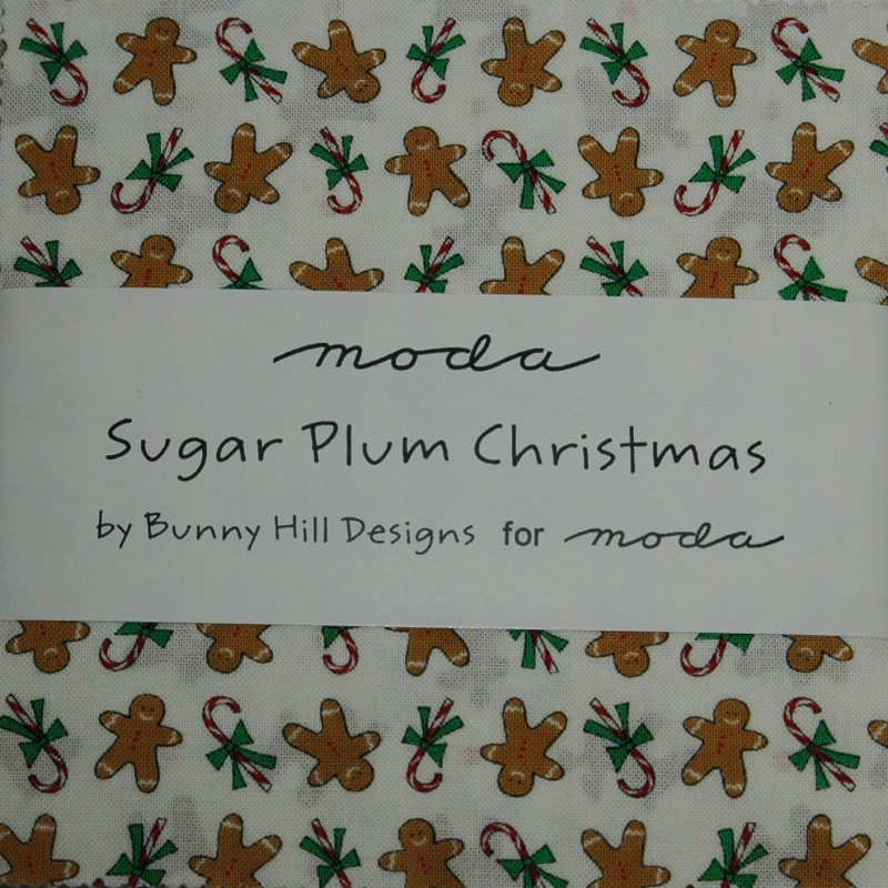 Sugar Plum Christmas Charm Pack 2910PP