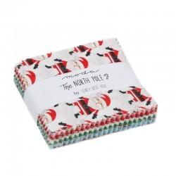 The north pole Mini charm Pack 20580MC