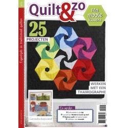Tijdschrift Quilt&Zo nummer 51