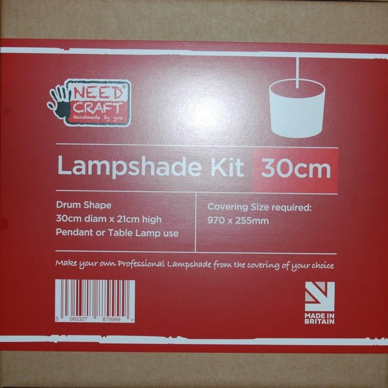 Pakket lampenkap doorsnede 30 cm