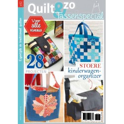 Tijdschrift Quilt&Zo nummer 52