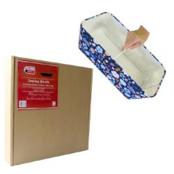 Pakket naaimand doorsnede 45x20 cm