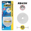 Olfa Endurance Rotary Blade 45mm RB45H-1