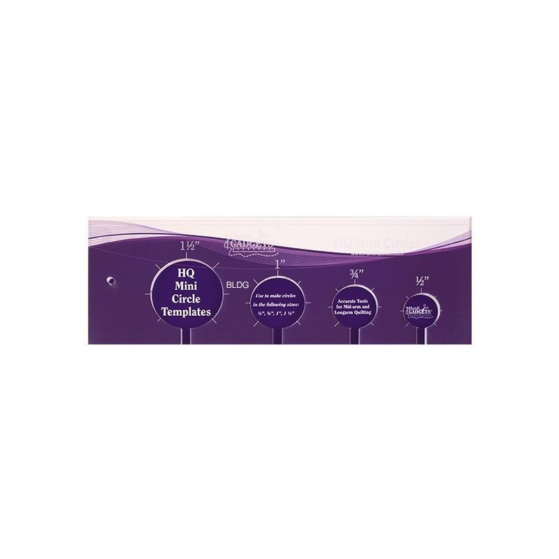 HQ Mini Circle Templates HG00603